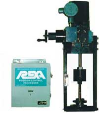 Rexa Electraulic Actuation Flow And Control Valves