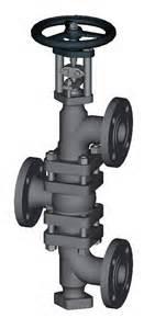 Phonix Change Over valve